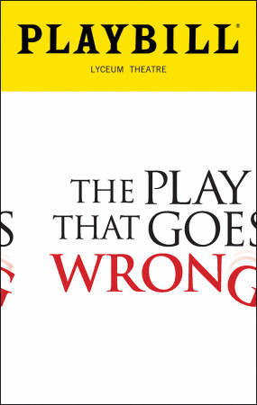 BWAY The Play That Goes Wrong