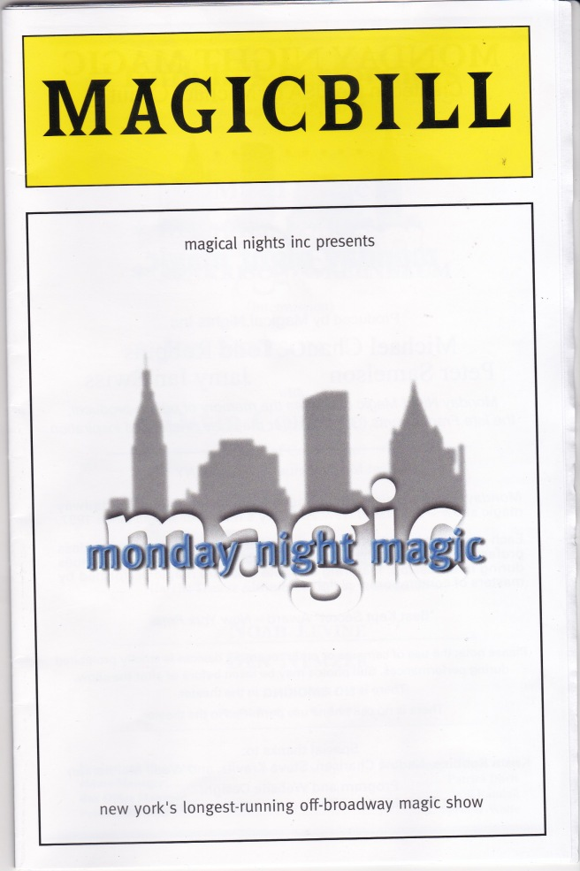 OOB Monday Night Magic