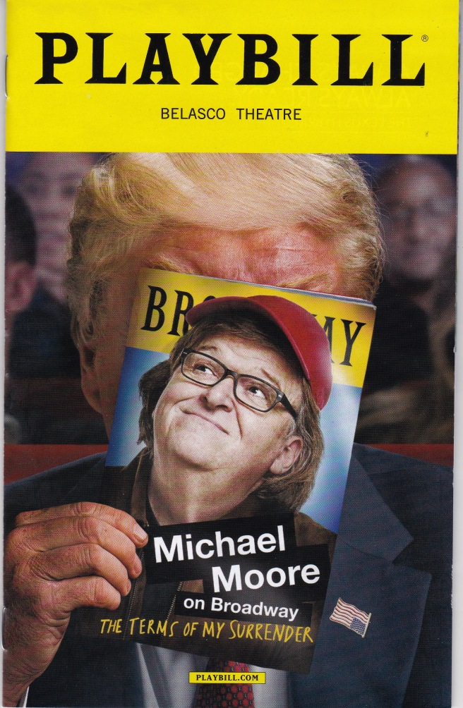 BWAY Michael Moore on Broadway