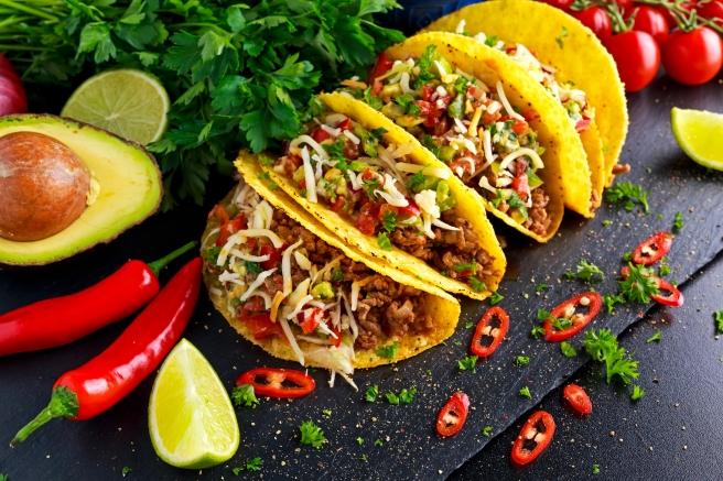 dreamstime_xxl_78843073 Mexican Tacos