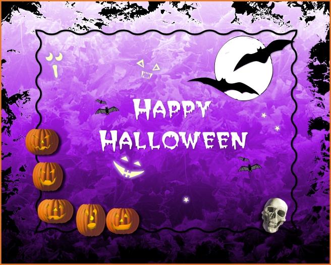 dreamstimefree_6648247 Happy Halloween