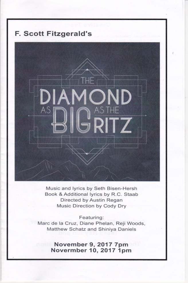 Other The Diamond as Big as the Ritz