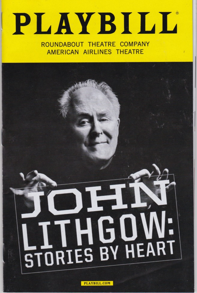 John Lithgow - Stories by Heart