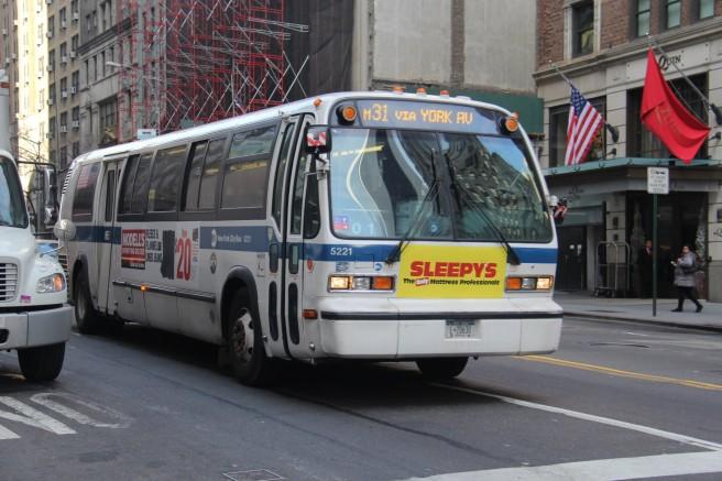 m31 bus
