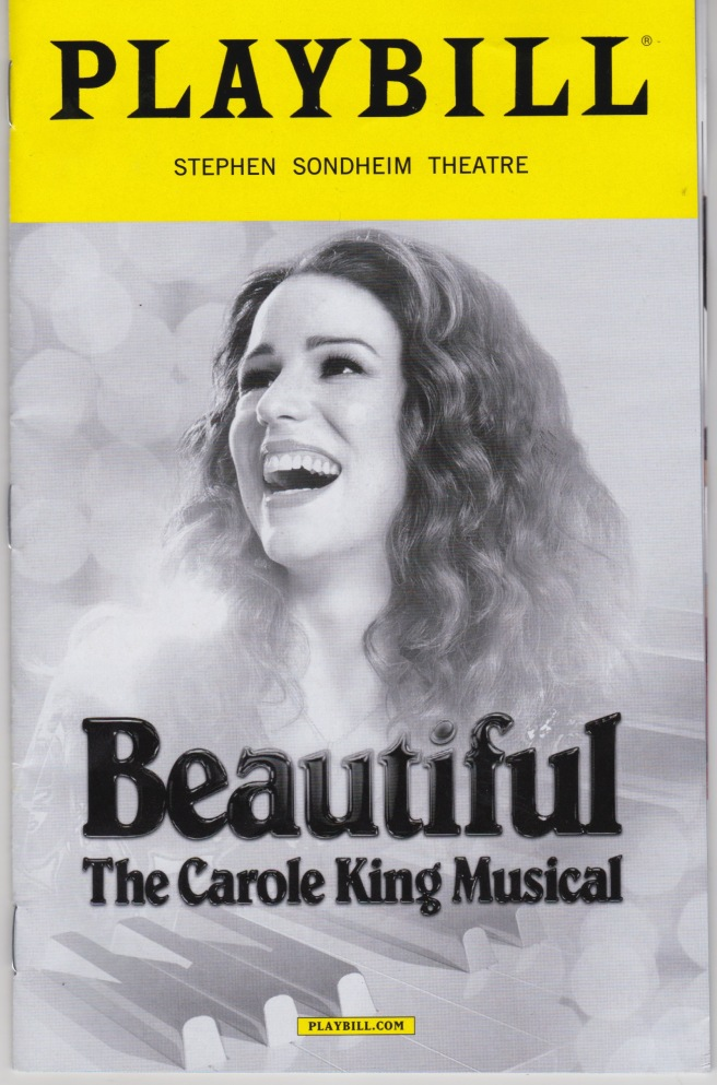 BWAY Beautiful The Carole King Story