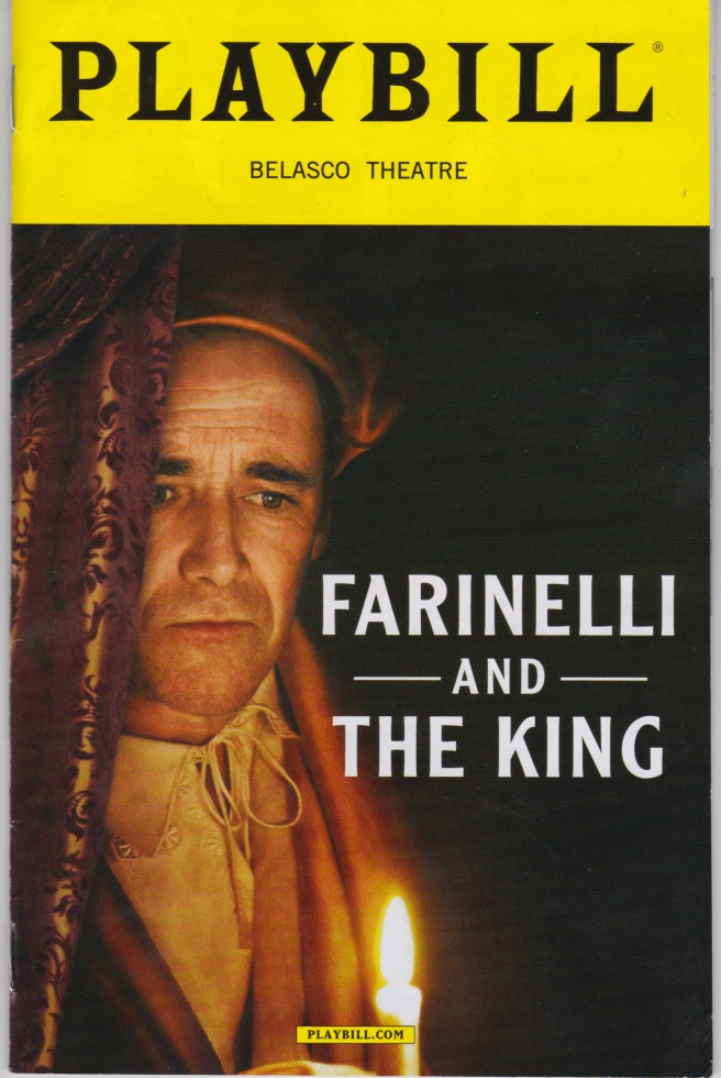 BWAY Farinelli and the King