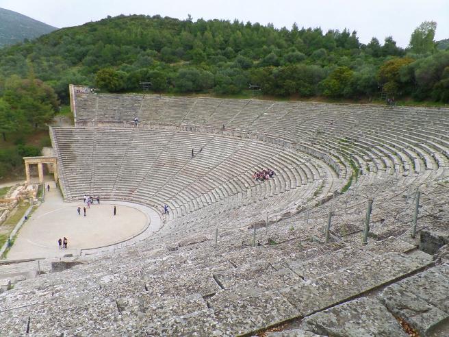 dreamstime_xxl_80846734 Ancient Theatre Epidaurus Greece