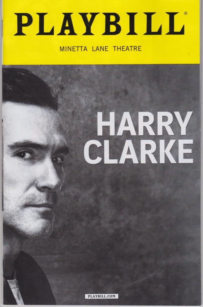 OB Harry Clarke