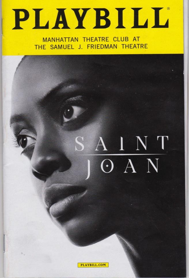BWAY Saint Joan
