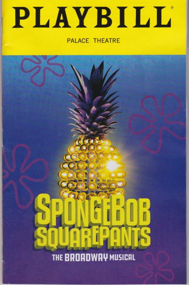 BWAY SpongeBob Squarepants
