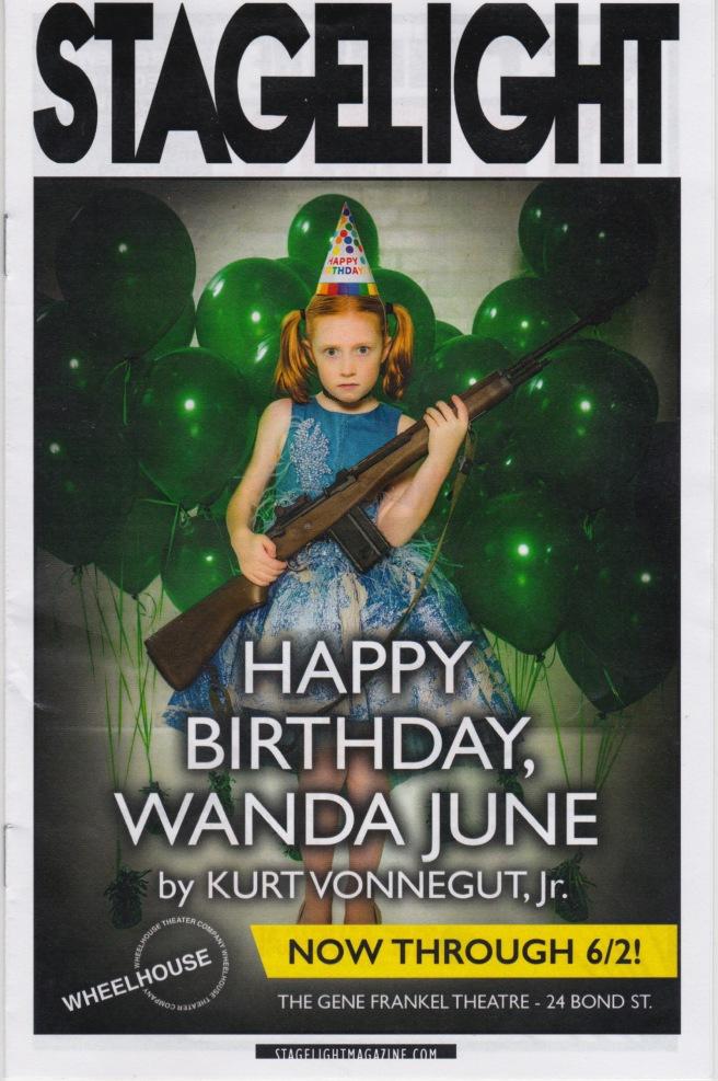 OOB Happy Birthday, Wanda June