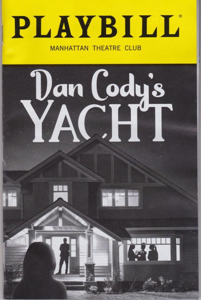 OB Dan Cody's Yacht