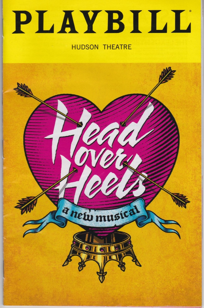 BWAY Head Over Heels
