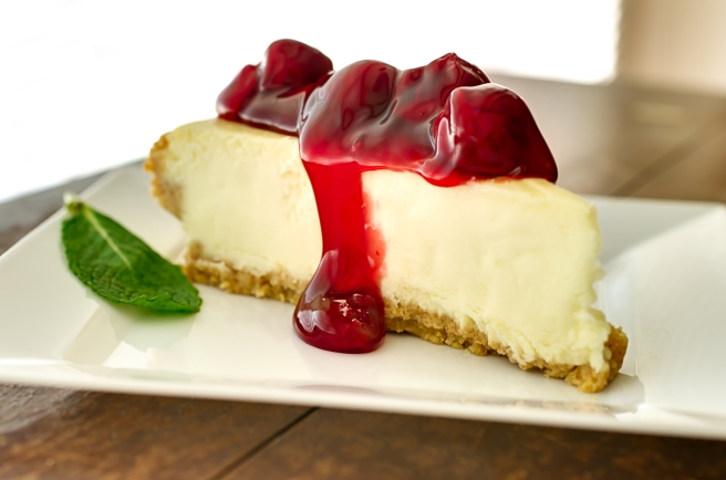 dreamstime_xxl_31119819 food dessert cherry cheesecake