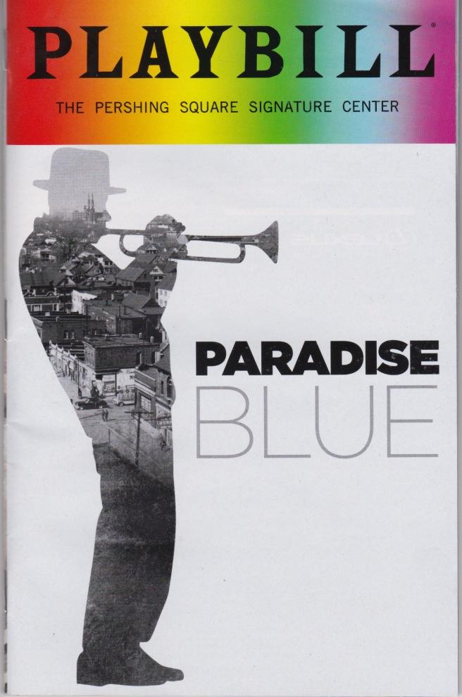 OB Paradise Blue