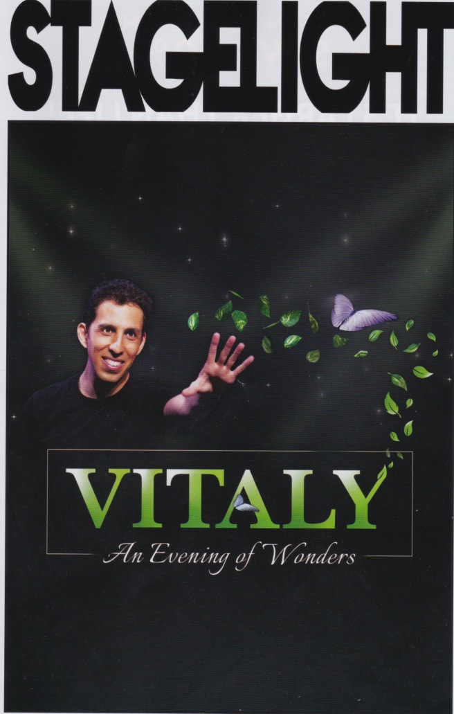 OB Vitaly - An Evening of Wonders