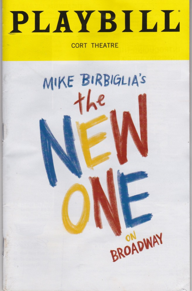 BWAY Mike Birbiglia's The New One