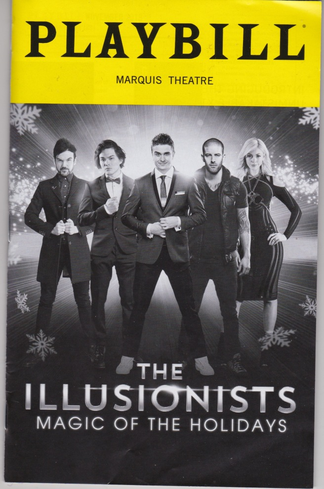 BWAY The Illusionists Magic of the Holidays