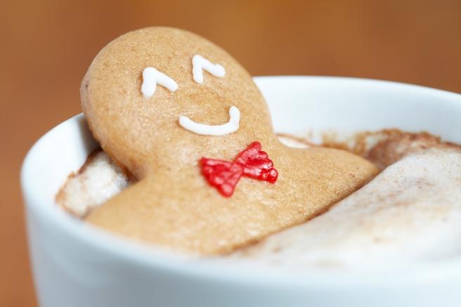 dreamstime_xxl_34617810 food cookie gingerbread man in hot chocolate