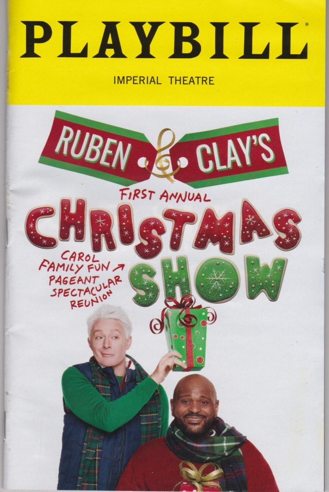 BWAY Ruben & Clay's First Annual Christmas Family Fun Show