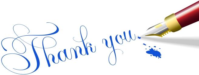dreamstime_xxl_23353403 fountain pen thank you